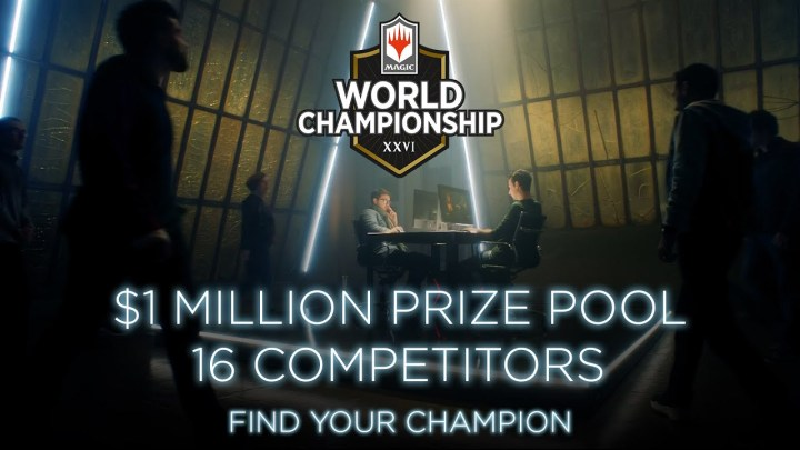 Magic: The Gathering: Al via il World Championship XXVI 1