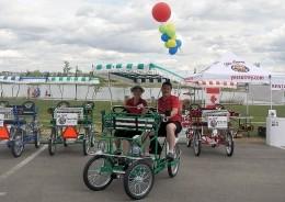 Surrey Bike - four wheel bikes