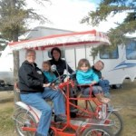 Surrey rentals while camping