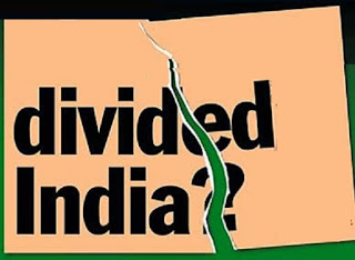 Divided India – United or Separated?