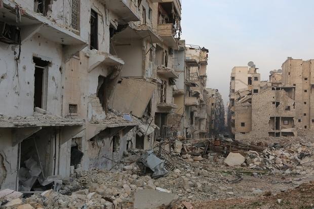 LIVE BLOG: Fall of Aleppo
