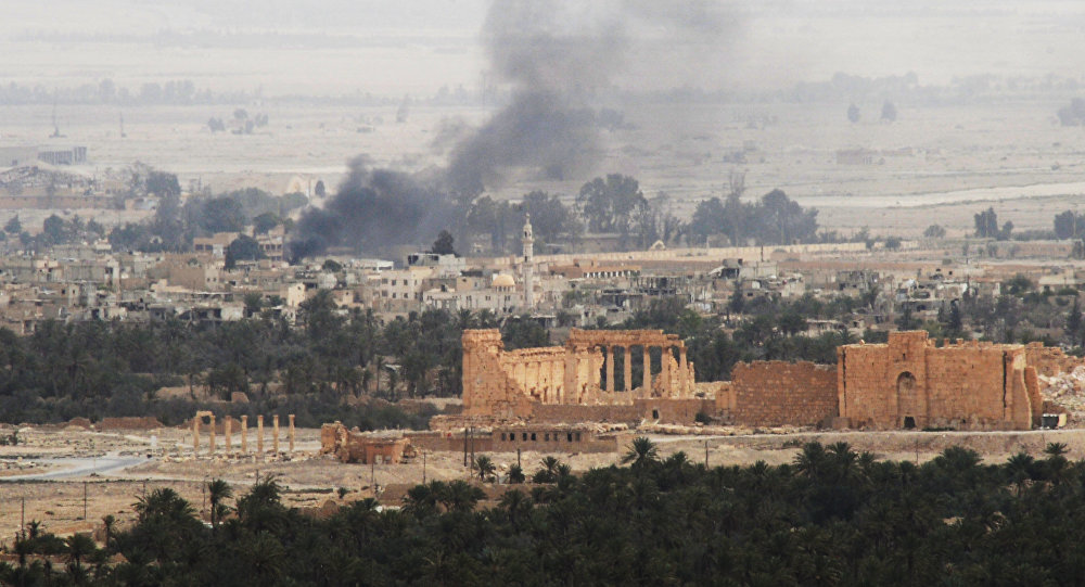 Syrian Army Evacuates 80% of Palmyra Residents, Rest in Danger – Homs Governor