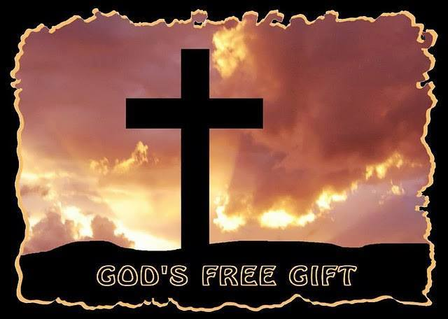 How is salvation a gift from God?