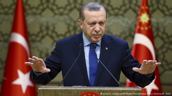 Turkey's Erdogan cements his power