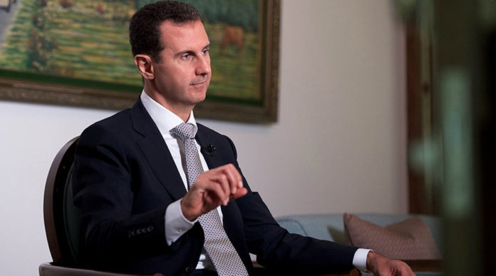 Assad stressed that Russia does not control the will of Syria