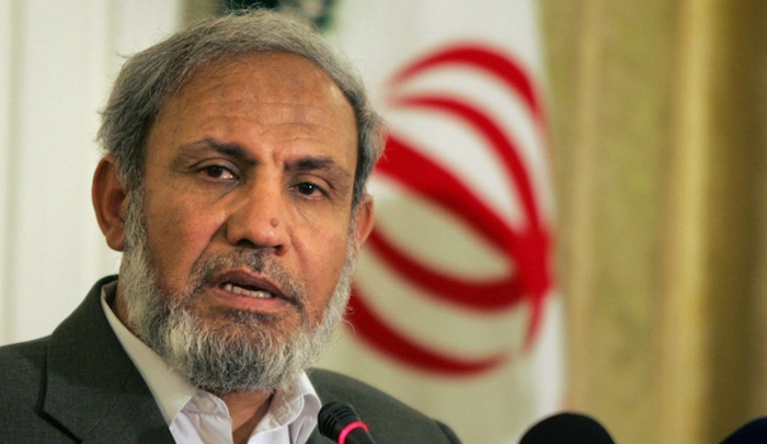 "Hamas top dog calls for Israel's destruction: ""Every inch of Palestine is just ours"""