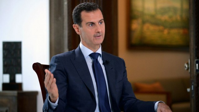 Assad: Despite Gulf backing rebels, Israel still Syria's only enemy