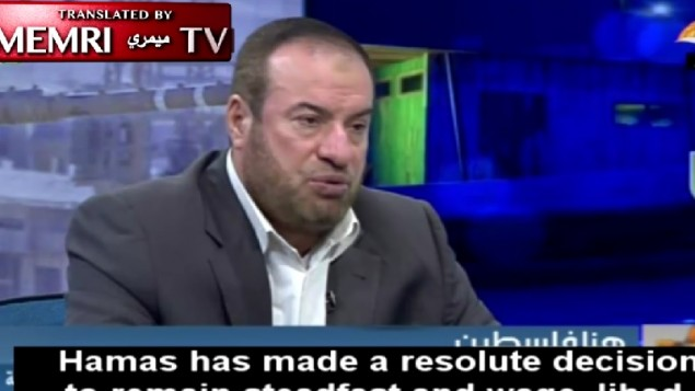 Hamas official says group is now 'leading' missile-maker in Arab world
