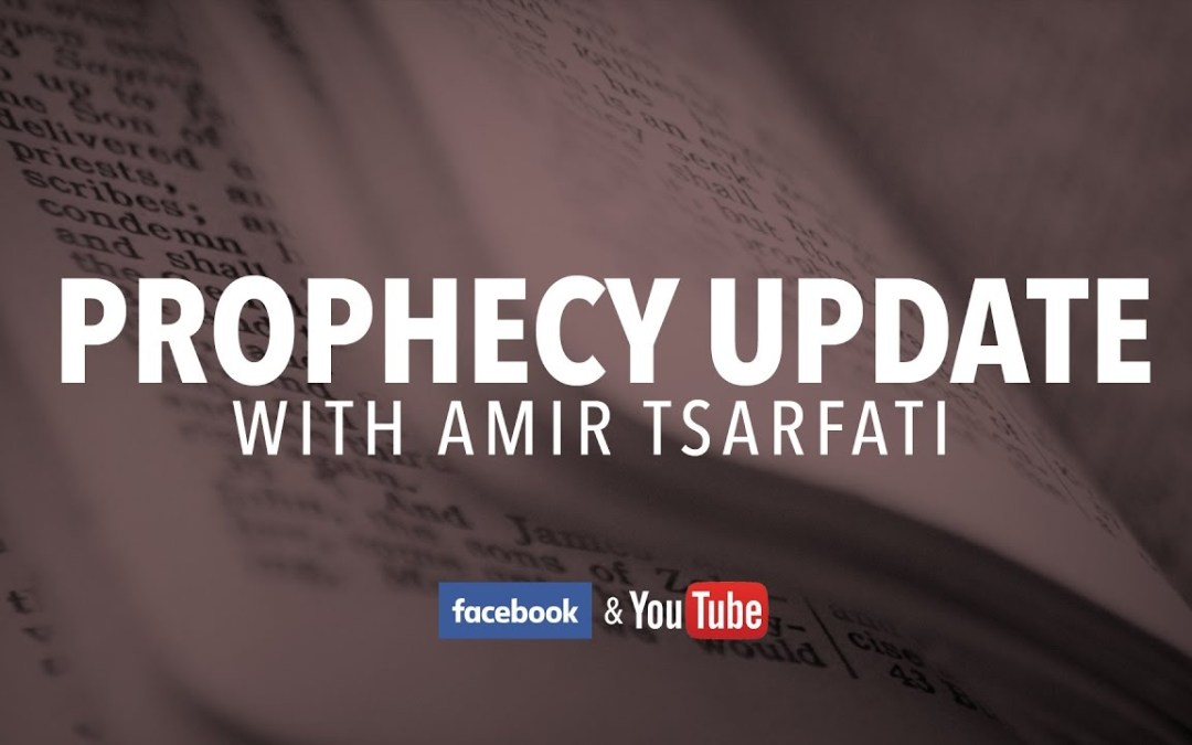 Prophecy Update on the UN vote against Israel