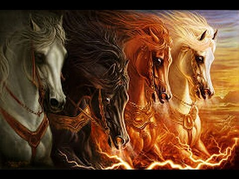 Revelation Msg #28 The Four Horsemen
