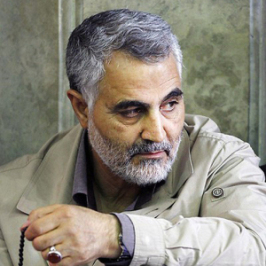 Iranian General Soleimani traveled to Russia Tuesday, again violating UN travel ban