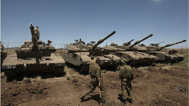 Is a new Middle East war on Israel's horizon?