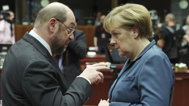 Germany: Angela Merkel's party slips in poll