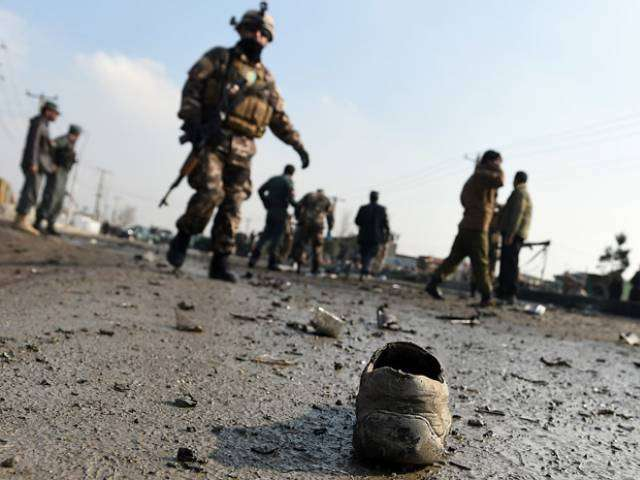 SUICIDE BOMBER KILLS 7, WOUNDS 20 IN AFGHAN PROVINCIAL CAPITAL