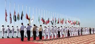 Iran, Saudi Arabia participate in naval drills with Pakistan