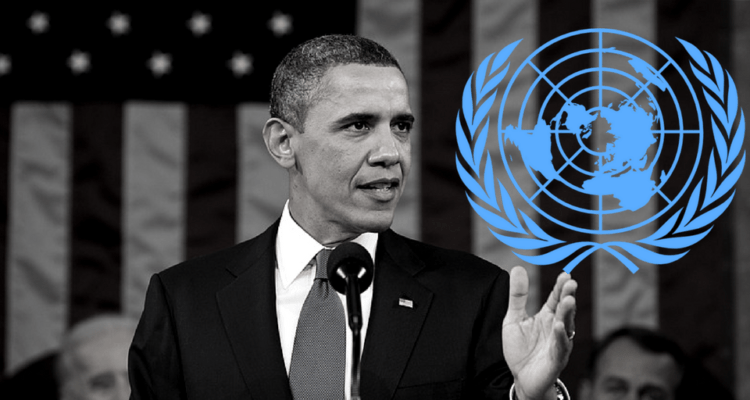 Obama, the United Nations, Tzipi Livni and the Coming Global Shadow Government