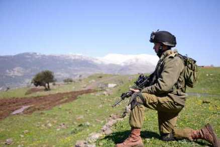 Trump must recognize Israel's sovereignty over the Golan ©