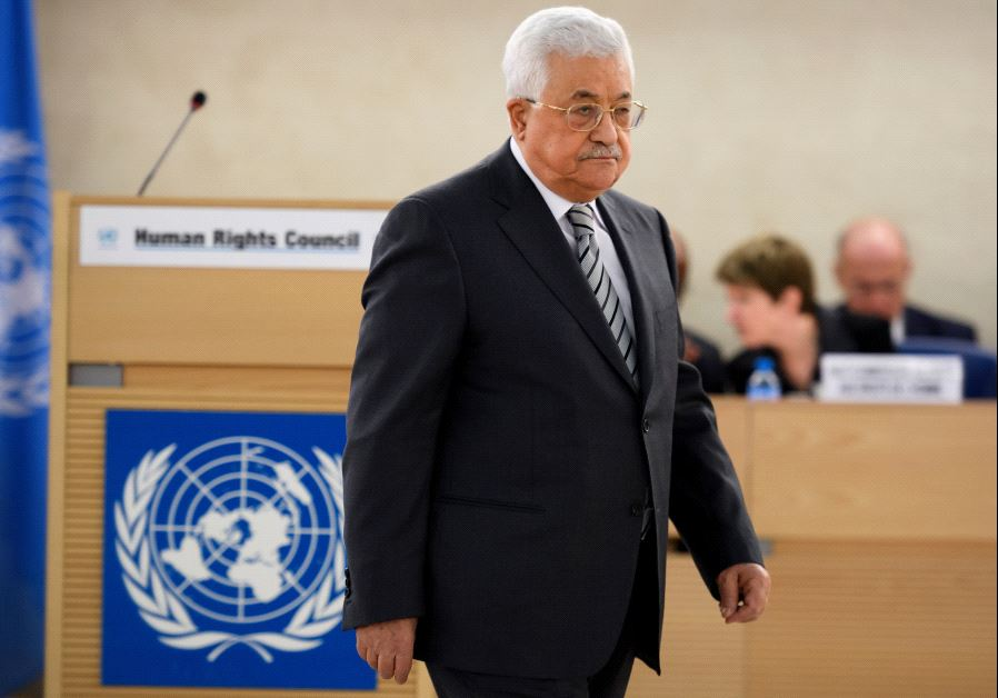OUR WORLD: THE AGENDA FOR THE TRUMP-ABBAS MEETING
