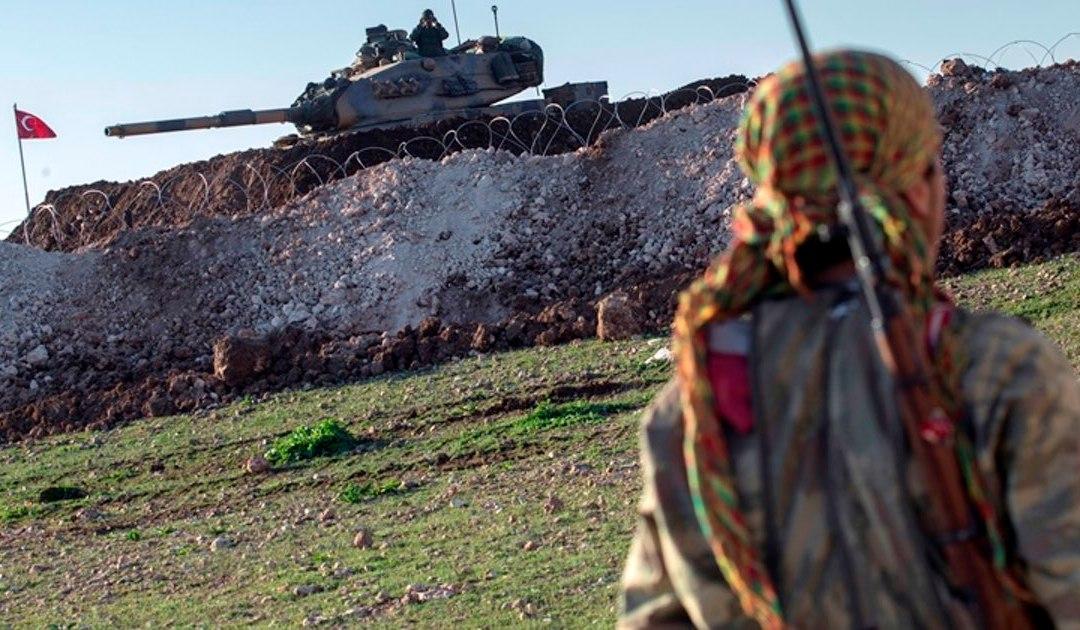 Despite US Marines in Syria, Erdogan will continue striking Kurds