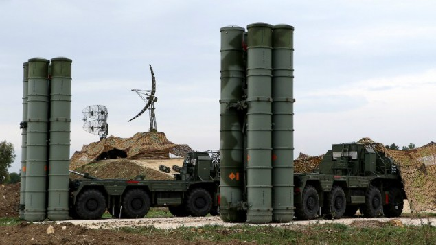 Putin says he's ready to sell S-400 anti-aircraft system to Turkey