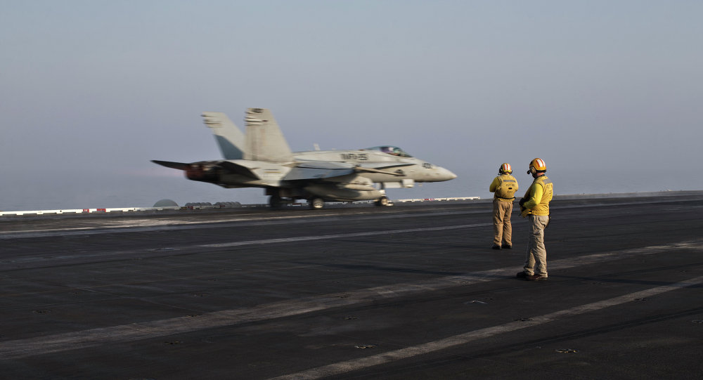 US-Led Coalition Confirms Downing Syrian Plane