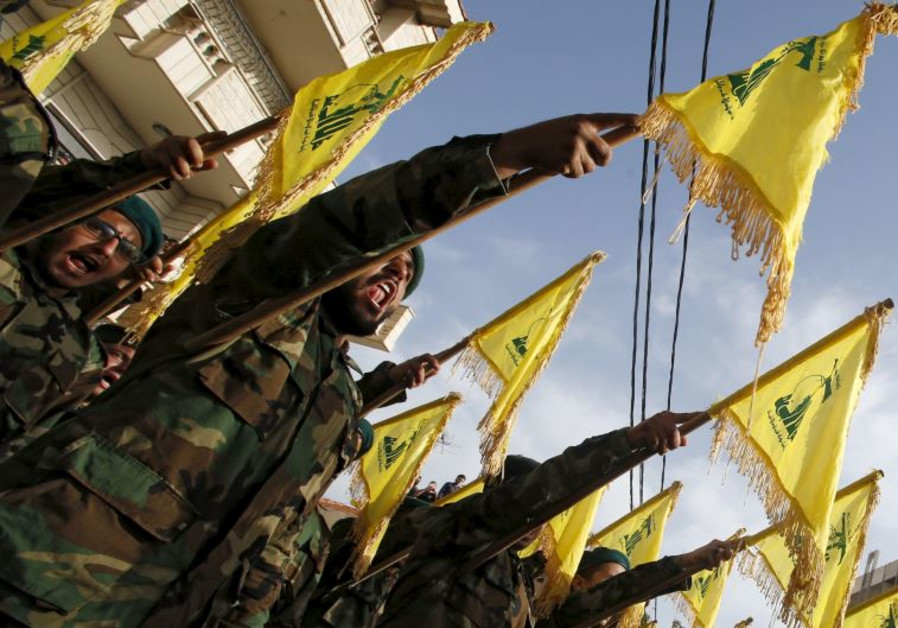 LIBERMAN: SYRIA WON'T BE ANOTHER HEZBOLLAH FRONT AGAINST ISRAEL