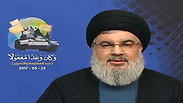 Why is Nasrallah threatening Israel again?