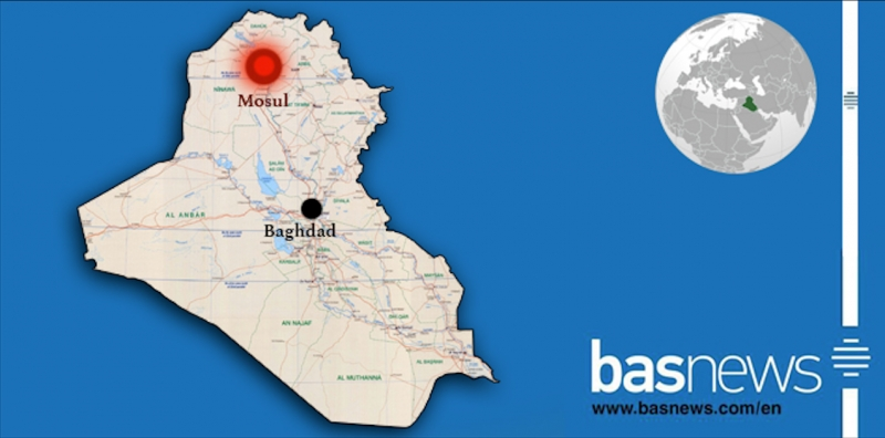 IS Again Uses Chemical Weapons on Civilians in Mosul