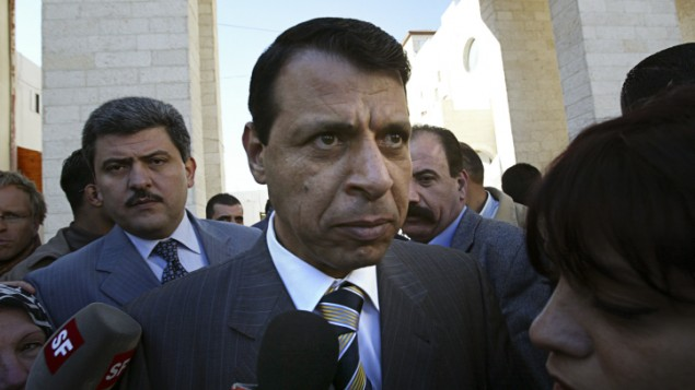 Turning Gaza's lights back on, Abbas's rival Dahlan makes dramatic return to center stage