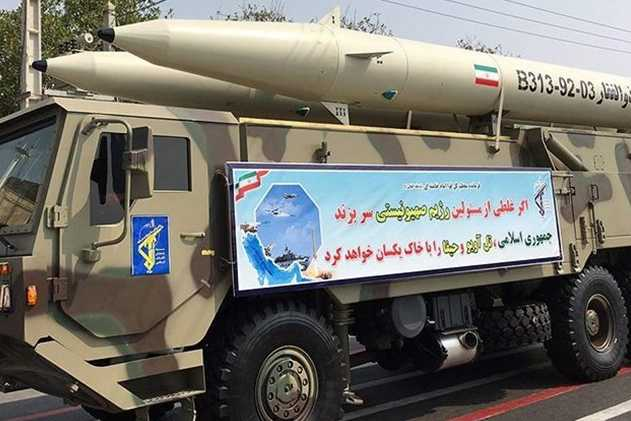 Iran: missiles against Daesh to threaten US forces © Video