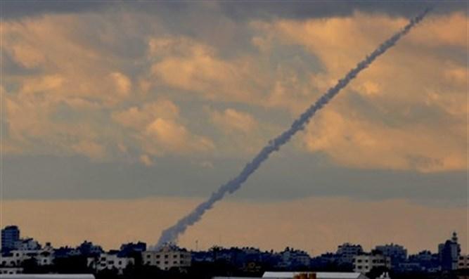 Rocket fired from Gaza; IDF retaliates