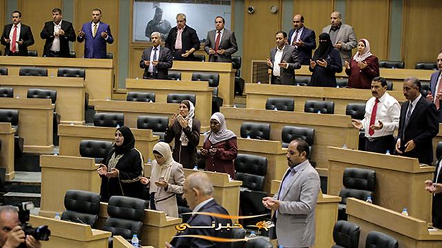 Jordanian parliament glorifies Temple Mount terrorists