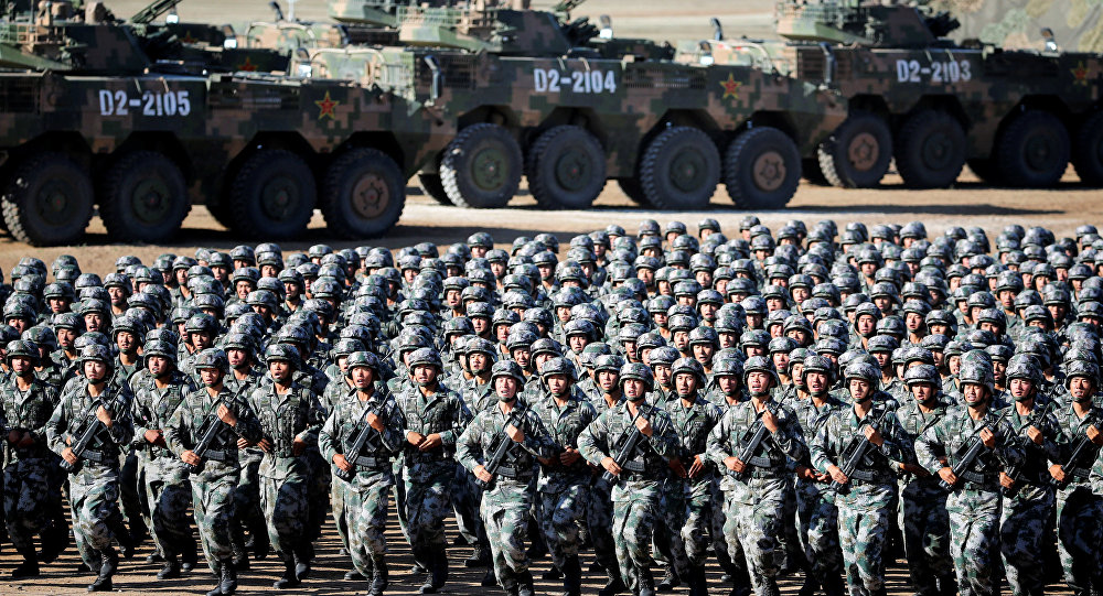 On Guard for Peace: How Global Role of Chinese Military Transforms