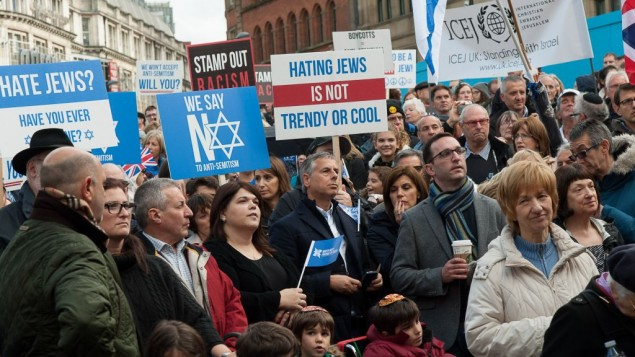 Poll: 1 in 3 UK Jews considered emigrating over anti-Semitism