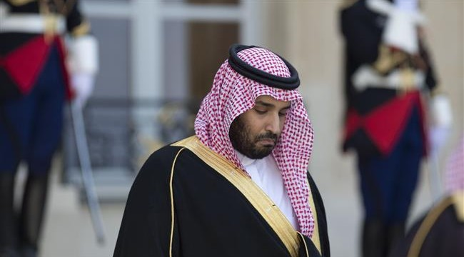 Saudi crown prince asks Iraq to mediate between Tehran, Riyadh