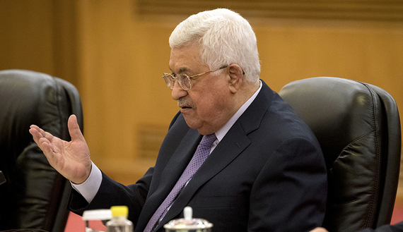 Palestinians warn Abbas could dismantle PA in 2018