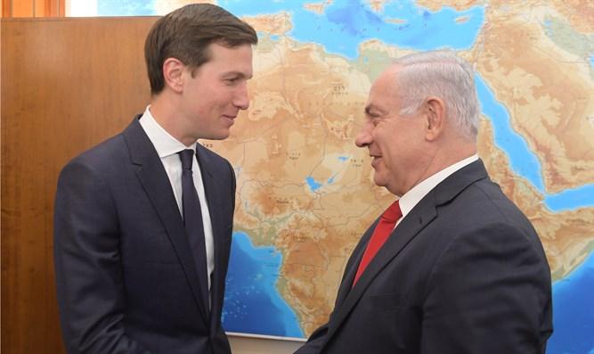 Kushner to visit Israel