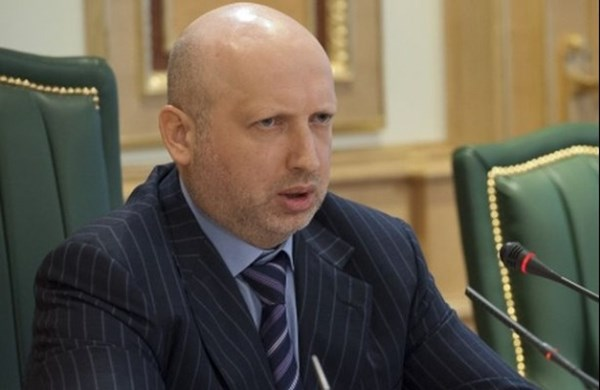 Turchynov: With Zapad-2017 Russia wants to show that it is capable of waging a full-scale war in Europe