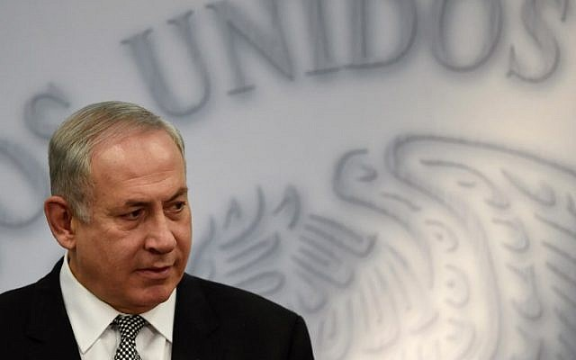 In New York, Netanyahu says Israel will not tolerate Iranians on northern border