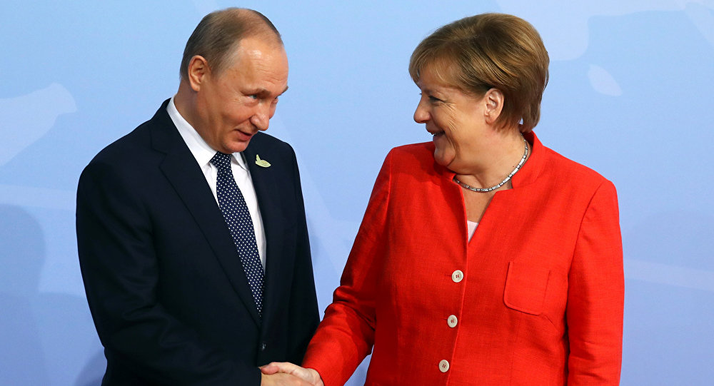 Germany and Russia's Bond of War & Peace