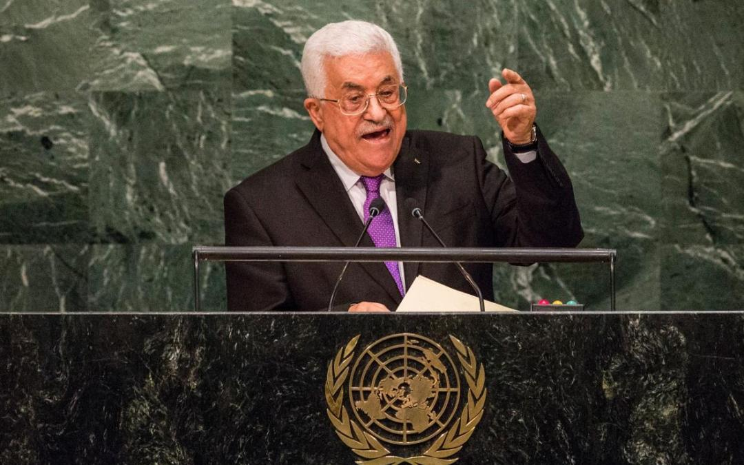 Palestinian government: Growing settlement activities undermine any chance of peace