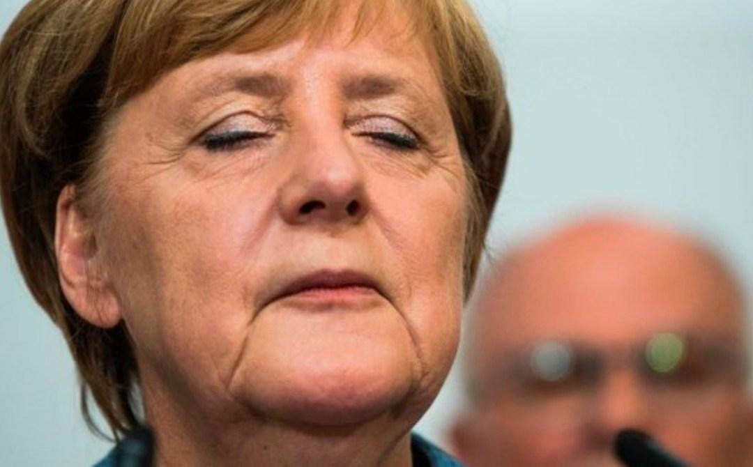 POLITICAL EARTHQUAKE IN GERMANY