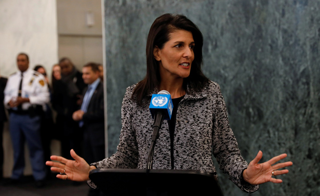 US Ambassador to UN: Security Council has run out of options concerning North Korea