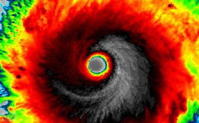 Heeding Hurricane Irma's Warnings but NOT Heeding the Coming Day of the Lord!