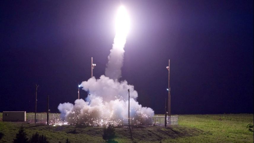U.S. Approves Possible $15 Billion Sale of THAAD Missiles to Saudi Arabia to Defend Against Iran