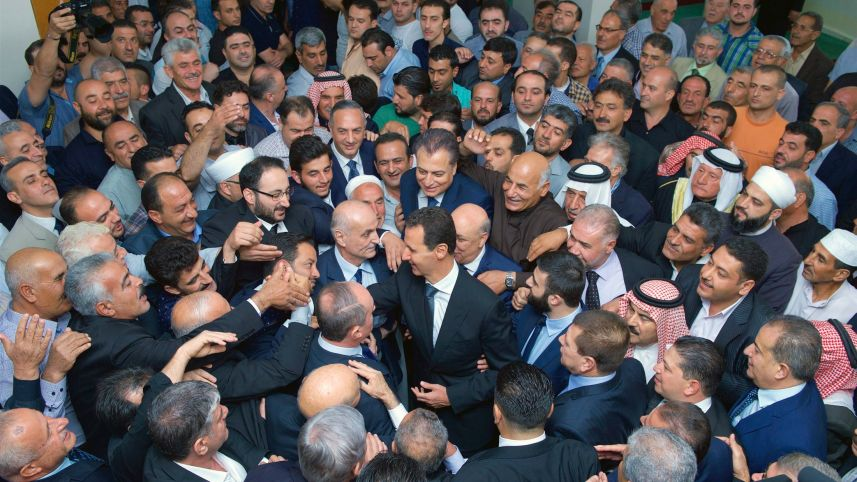Buoyed by Iran and Russia, Assad Gains Confidence to Float Trial Balloons Against Israel