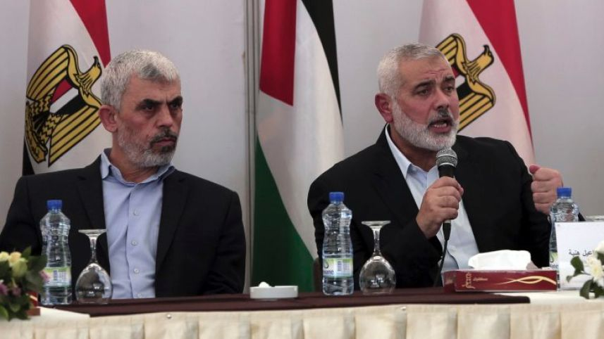 Palestinian Reconciliation: Hamas Chief Voices Content After Day of Talks With Fatah