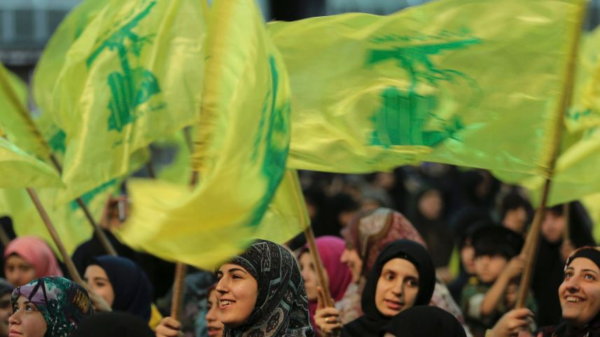 U.S. House Passes Sanctions on Iran-backed Hezbollah