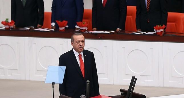 Turkey no longer needs to become EU member, Erdoğan says