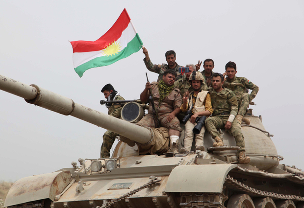 Baghdad launches Kirkuk operation as Kurd fighters mobilise